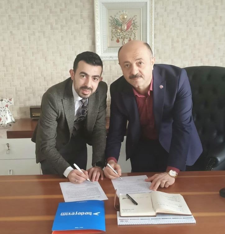 Hedefevim, Memur Sen İstanbul il Başkanlığı ile protokol imzaladı