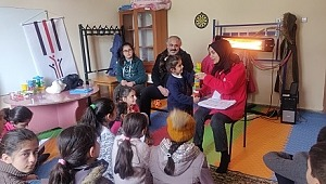 İbn Haldun Üniversitesi'nden Elazığ'da Depremzedelere Psikososyal Destek