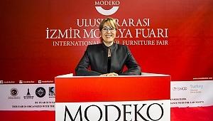İzmir Mobilya Fuarı MODEKO 2020'de bir araya gelecek.