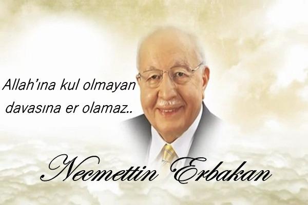 Milli Görüş lideri Prof. Dr. Necmettin Erbakan kimdir?