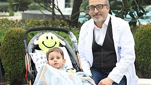 Minik Yusuf Kamil'in Bacak Uzatma Ameliyatı Gerçekleşti!