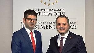 T.C. Cumhurbaşkanlığı Yatırım Ofisi Başkanı Burak Dağlıoğlu Oldu
