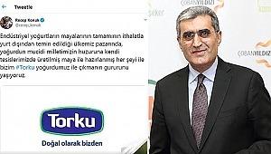 TORKU, kendi ürettiği maya ile yaptığı tüketicinin damak tadına sundu