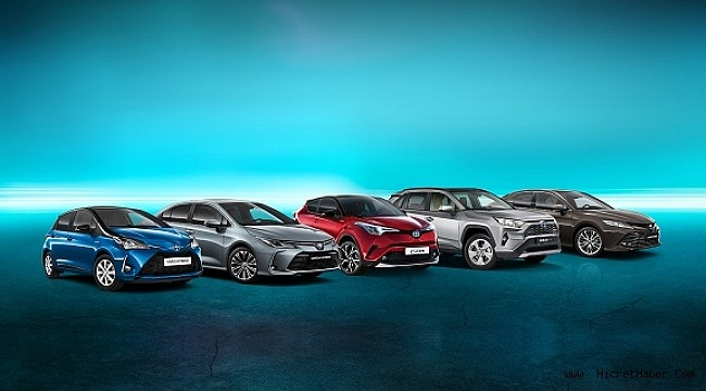 Toyota Otomobil Satışlarındaki Liderliğini Sürdürdü