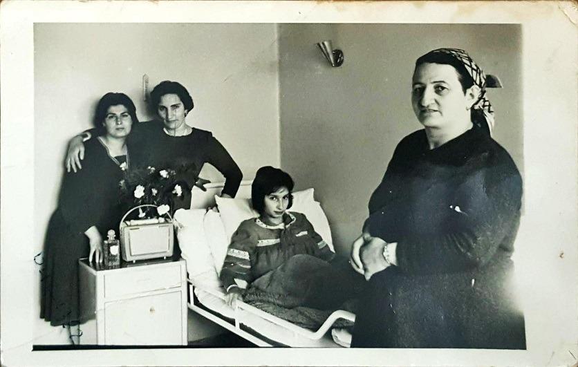 Türkiye'nin ilk açık kalp ameliyatlarından birinin çocuk kahramanıydı:
