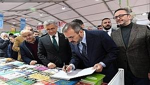 Üsküdar 6. Kitap fuarı, tüm İstanbul luları kültür ve edebiyat yolculuğuna çıkarıyor