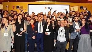 30. Türkiye Gazeteciler Cemiyeti Aydın Doğan Genç İletişimciler Yarışması'nda ödül kazananlar açıklandı