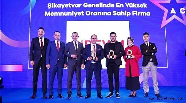 BİREVİM' e, Awards