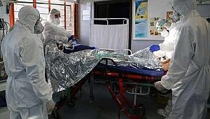 Fransa'da koronavirüsten can kaybı 1100'e yükseldi
