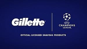 Gillette, 'UEFA Şampiyonlar Ligi'nde'!...