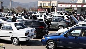 İkinci el araba fiyatlarında baş döndüren artış