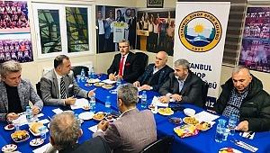 İstanbul Sinop Spor Yönetim toplantısında önemli kararlar alındı