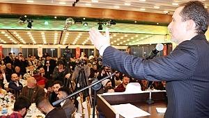 Karadeniz'de Fatih Erbakan Rüzgârı Esti