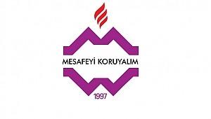 Logo sosyal mesafe kuralına uydu