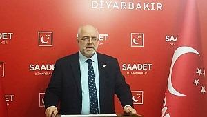 Saadet Partisi Diyarbakır 8 Mart Kadınlar Günü Basın Açıklaması