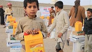 Sadakataşı'ndan Yemen'e gıda yardımı