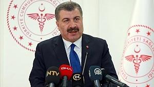 Sağlık Bakanı Koca, Corona virüsten ilk ölümün gerçekleştiğini açıkladı