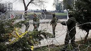 Yunan askeri sınırda göçmen vurdu