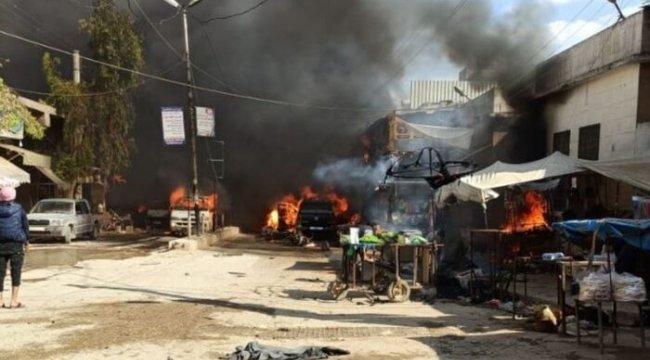 ABD Afrin'deki Saldırıyı Kınadı
