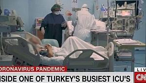 CNN ekibi Cerrahpaşa'da!