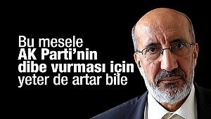 Dilipak, İstanbul Sözleşmesi'nin kaldırılması noktasında talebini dile getirdi.