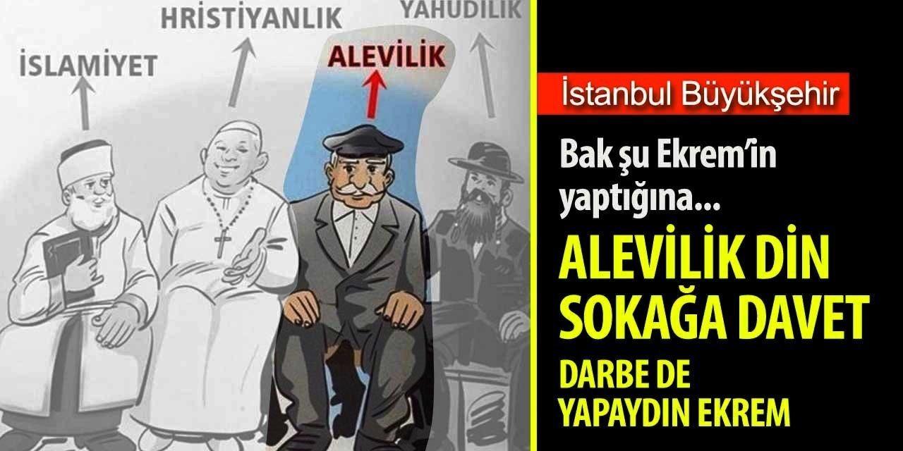 Dünya Ehlibeyt Vakfı Başkanı Fermani Altun Alevilik İslam'ın özüdür.