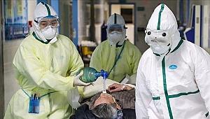 Dünyada koronavirüsten ölenlerin sayısı 50 bini geçti