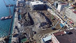 Galataport İstanbul'dan inşaat faaliyetlerini geçici olarak durdurma kararı