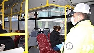 İBB açıkladı: Maskesiz yolcular alınmayacak