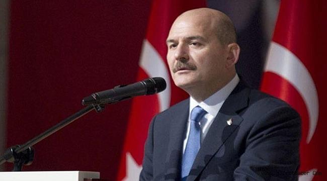İçişleri Bakanı Süleyman Soylu Derin bir operasyondan kurtuldu!