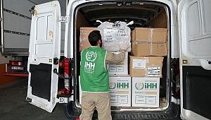 İHH'dan evsizlere yardım || VİDEO HABER