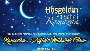 İstanbul Sinop Spor Külüp Başkanından Ramazan ayı mesajı