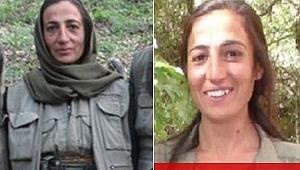 """PKK'lı """"Zin Avesta"""" kod adlı Hafize Özdemir' öldü"""