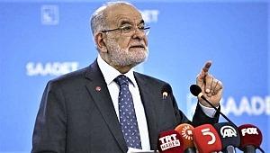 Saadet Partisi Genel Başkanı Temel Karamollaoğlu'ndan Ali Erbaş'a destek!