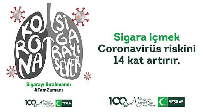 Sigara kullanımı koronavirüs riskini 14 kat artırıyor