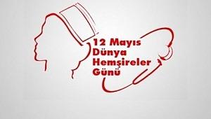 12 Mayıs Dünya hemşireler günü kutlu olsun