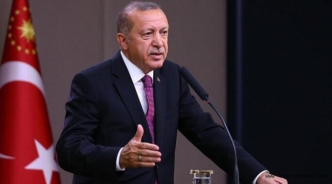 Başkan Erdoğan açıkladı! 9 ile seyahat sınırlaması kalktı...
