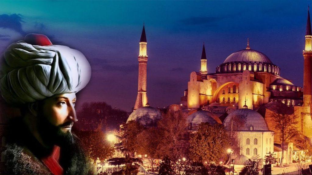 Başkan Recep Tayyip Erdoğan, İstanbul'un fethinin 567. yılında Ayasofya mesajı