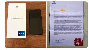 CHP'li İstanbul Büyükşehir Belediyesi Başkanı Ekrem İmamoğlu'ndan Cep Telefonu skandalı