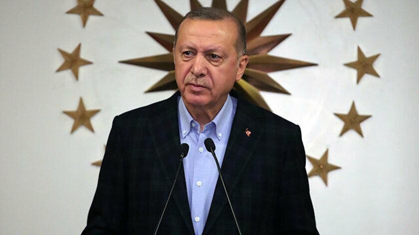 Cumhurbaşkanı Recep Tayyip Erdoğan yeni kararları açıkladı