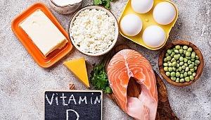 D Vitamini Eksikliği MS'in Seyrini Bozuyor