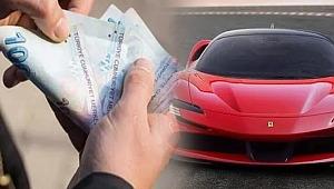 Devletin 1000 TL'lik yardımına başvuranlar arasında Ferrarisi olanlar bile var...