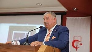 Doğan Bekin: Uygur Türkleri asıl desteği Türkiye'den bekliyor