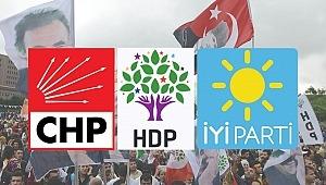HDP ile İYİ Parti birbirine düştü! Biz, alçaklarla siyaset yapmıyoruz. Varsa gereğini yaparız.