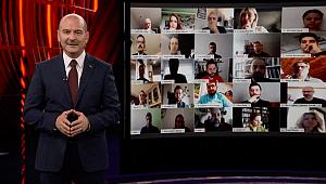 İçişleri Bakanı Süleyman Soylu: Uluslararası Göç Filmleri Festivali, dünyanın'birbirine' empatiyle bakmasını sağlayacak