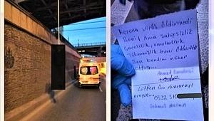 İstanbul'da Kendini üst geçide asarak yaşamına son verdi