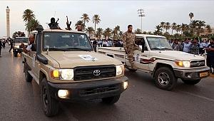 Libya ordusu, Esabia beldesini Hafter'den kurtardı