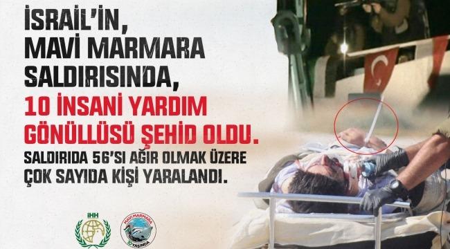 Mavi Marmara 10 yaşında || VİDEO HABER