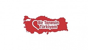 Ortak Mesaj 81 farklı il, bir tane Türkiye'yiz.