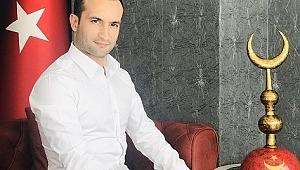 TBMM TV'den Taner Akkuş'a Plaket